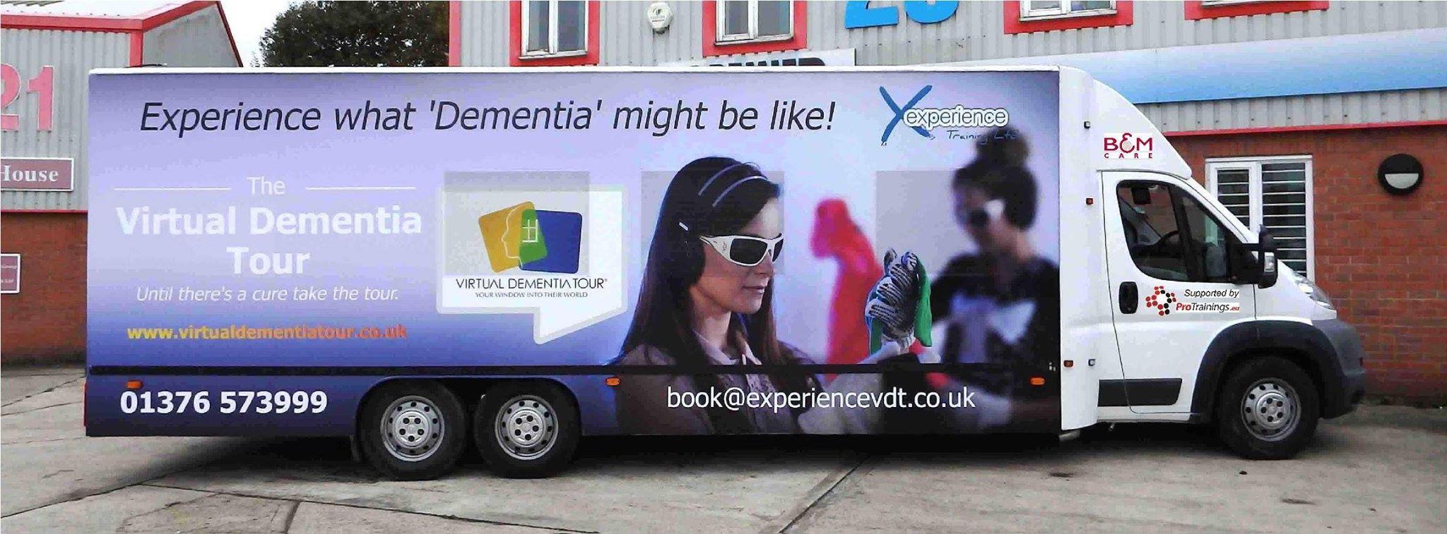 Abbeyfield dementia bus